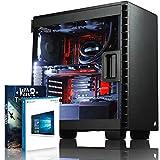 VIBOX Species-X RL580-760 PC Gamer - 3,9GHz CPU Quad d'occasion  Livré partout en France