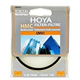 Hoya 77mm HMC Ultraviolet UV(C) Slim Frame Multicoated Filter made in the Philippines