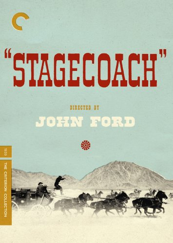 Cover art for  Stagecoach (The Criterion Collection)