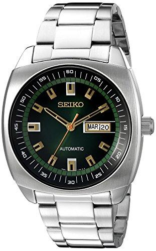 Seiko Recraft Series Orologio 43,5 mm e SNKM97-Bracciale in acciaio INOX