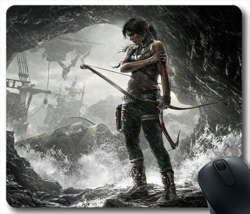Tomb Raider Y22T3T Mouse Pad / tappetino per il mouse