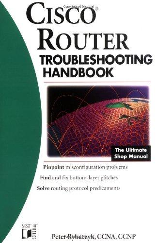 Cisco Router Troubleshooting Handbook