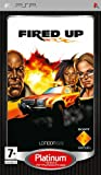 Fired Up - Platinum Edition (PSP)