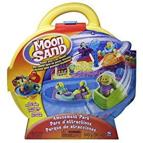 Amazon - The Moon Sand Amusement Park Carrying Case - $4.98