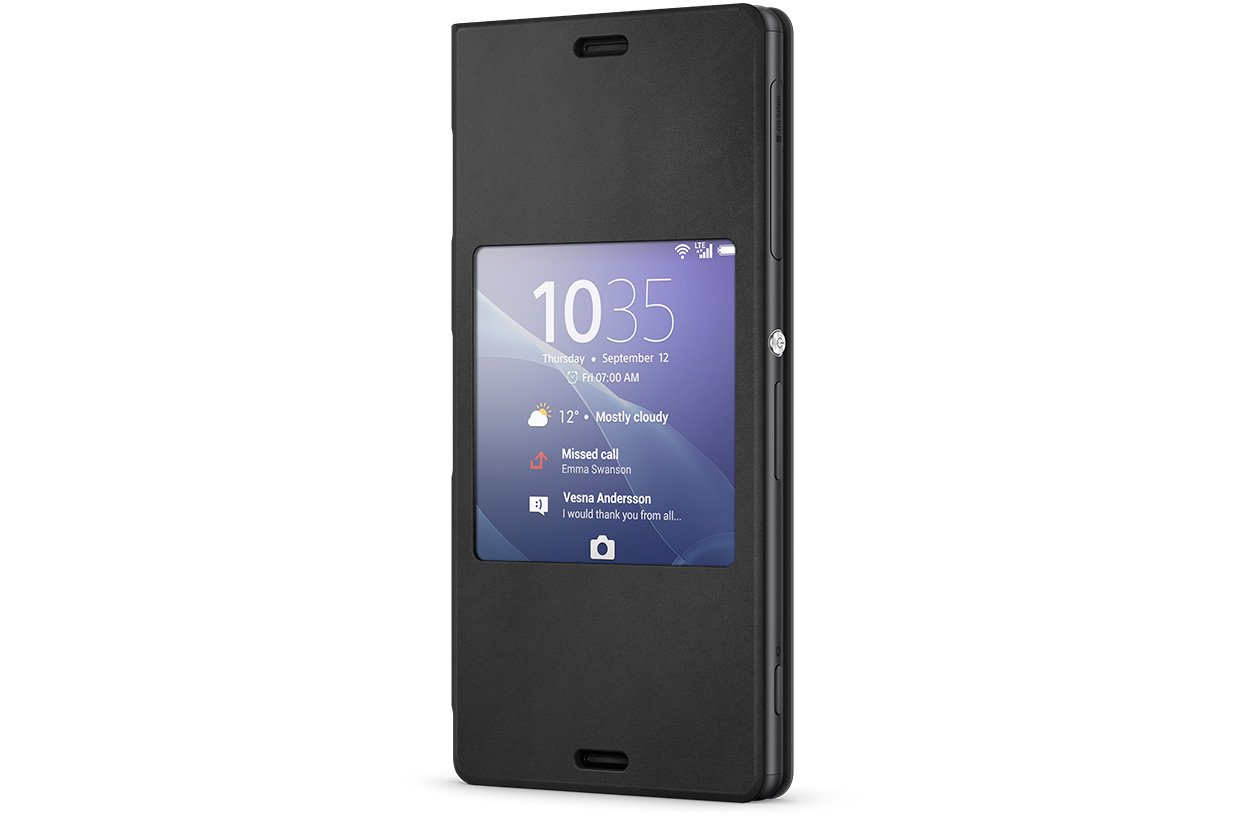 Sony SCR24 Style Up Cover for Xperia Z3