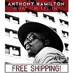 Anthony Hamilton - What I'm Feelin' CD