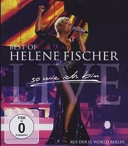 Helene Fischer - Best of Live/So wie ich bin - Die Tournee [Blu-ray]