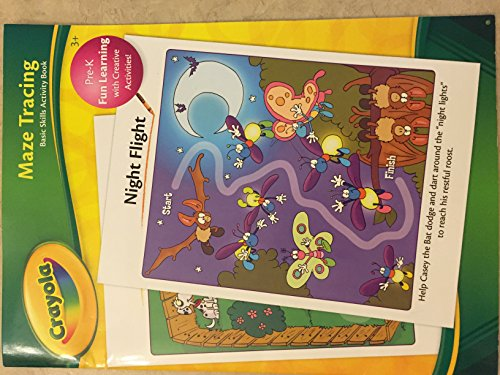 Crayola Favorite Book to Color (Assorted, Art Covers Vary) 32 Pages to Color