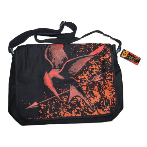The Hunger Games Mockingjay Messenger Bag