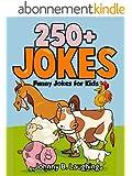 Jokes for Kids: 250+ Farm Animal Jokes: Funny and Hilarious Farm Animal Jokes for Kids (Funny Jokes for Kids) (English Edition)