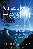 img - for Miraculous Health book / textbook / text book