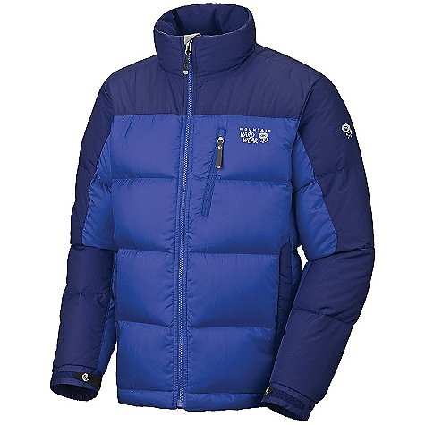 Sub Zero Jacket - Men's Blue Chip LG by Mountain Hardwear