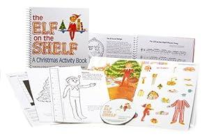The Elf on the Shelf: Activity Book