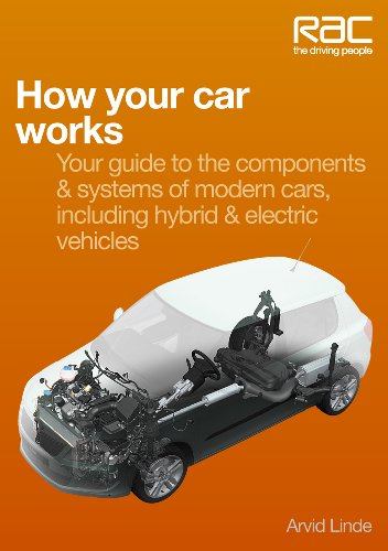 How Your Car Works: Your Guide To The Components & Systems Of Modern Cars, Including Hybrid & Electric Vehicles (Rac Handbook)