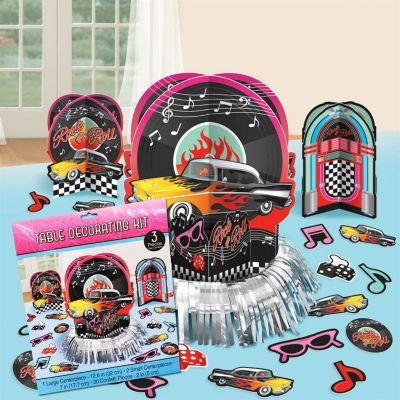 50's Centerpiece Decorating Kit