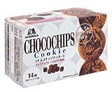 森永 チョコチップクッキー 14枚×5箱