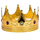 Forum Novelties Inc. Regal King Crown Size One-Size