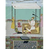 Mughal Nobleman seated on a terrace with his sons (Print On Demand)