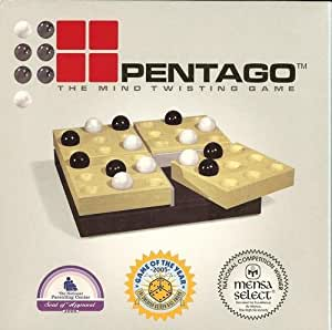 Pentago Classic Wood Game