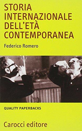 Storia internazionale dell'età contemporanea PDF
