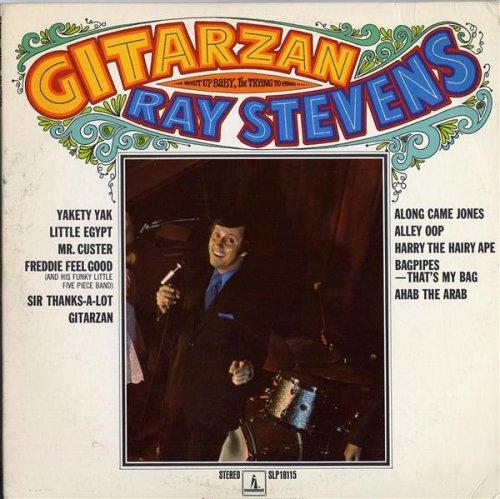 Ray Stevens - Along Came Jones Lyrics - Zortam Music