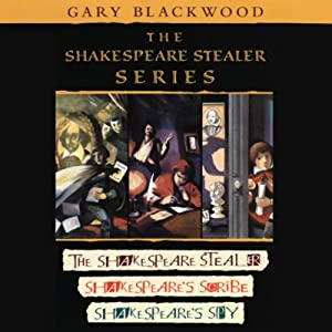 The Shakespeare Stealer | [Gary Blackwood]