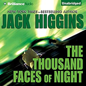 The Thousand Faces of Night Audiobook