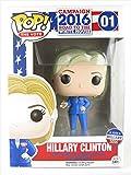 ヒラリー・クリントン 2016年アメリカ大統領選 FUNKO POP!(ファンコ)