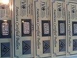 1 Gram Silver Bars-5 Pack