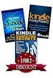 img - for Kindle Publishing Box Set: How To Write A Book In Less Than 24 Hours, K Money Mastery & Kindle Marketing Secrets (Kindle Publishing, Kindle Marketing, Book Publishing, E-Book Publishing) book / textbook / text book
