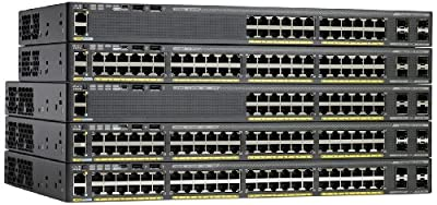 Cisco Catalyst 2960XR-48LPS-I Ethernet Switch