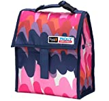PackIt Freezable Lunch Bag with Zip Closure, Bounce Color: Bounce (Baby/Babe/Infant - Little ones)