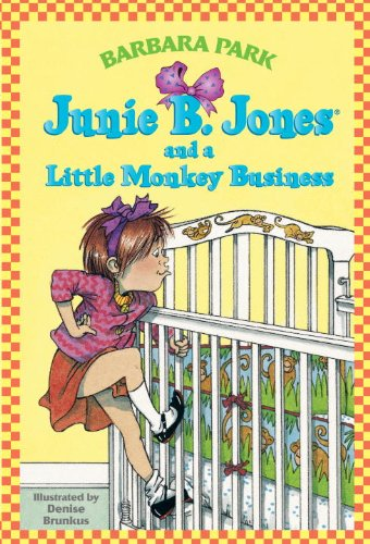 Image of Junie B. Jones and a Little Monkey Business (A Stepping Stone Book(TM))