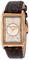 Tommy Bahama Swiss Men's TB1232 Bali Rose Gold Tank Analog Watch from Tommy Bahama Swiss