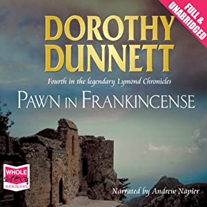 Pawn in Frankincense Audiobook