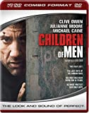 Cover art for  Children of Men (HD DVD/DVD Combo)