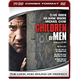 Children of Men (HD DVD/DVD Combo) ~ Clive Owen