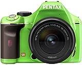 PENTAX デジタル一眼レフカメラ K-x レンズキット グリーン/ブラウン 043