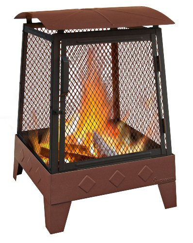 deal of the day on january 8 for landmann haywood sturdy steel fire
