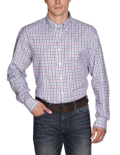 Gant Men's 309300 Casual Shirt Red (Amaryllis Red) 54