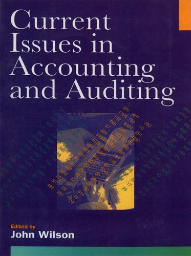 current issues in accounting This book captures key facets of current thoughts, concerns, and issues in management accounting contemporary issues in management accounting alnoor bhimani.