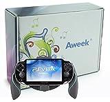 Aweek® Bracket Handgrip Handle Grip Case for Playstation Vita 1000 PSV2000 PSVita PS Vita - Green