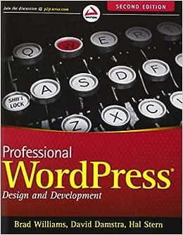 professional wordpress design and development 2nd edition pdf