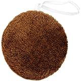 SeasonsTrading Round Brown Plush Animal Tail ~ Halloween Bear Costume Accessory