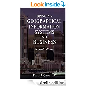 Bringing Geographical Information Systems into Business