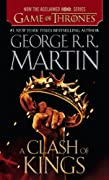 A Clash of Kings: A Song of Ice and Fire: Book Two by George RR Martin cover image