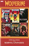 Wolverine: Official Index to the Marvel Universe