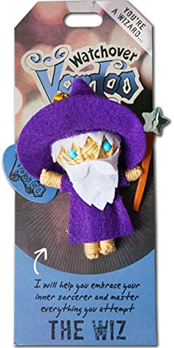 Watchover Voodoo The Wiz Voodoo Novelty