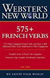 Webster's New World 575+ French Verbs (0764577719) by Stein, Gail