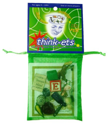 Think-ets Green Pouch Game - 1